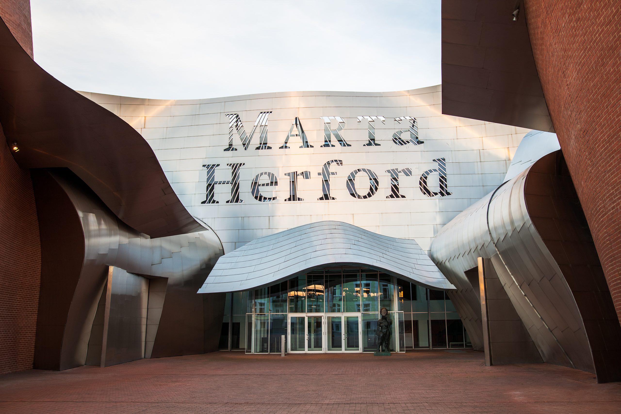 Das Museum Marta Herford. Foto: Felix Hüffelmann
