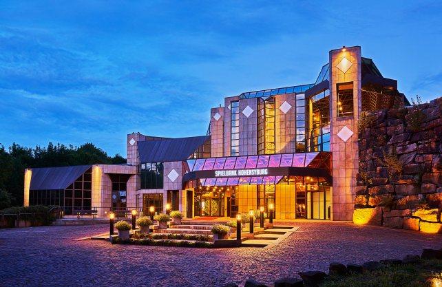 Das Casino Dortmund-Hohensyburg. Foto: WestSpiel