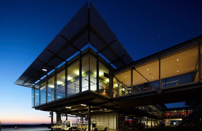 Mit einem Sanierungskonzept soll die Zukunft des Airports gesichert werden. Foto: Paderborn-Lippstadt