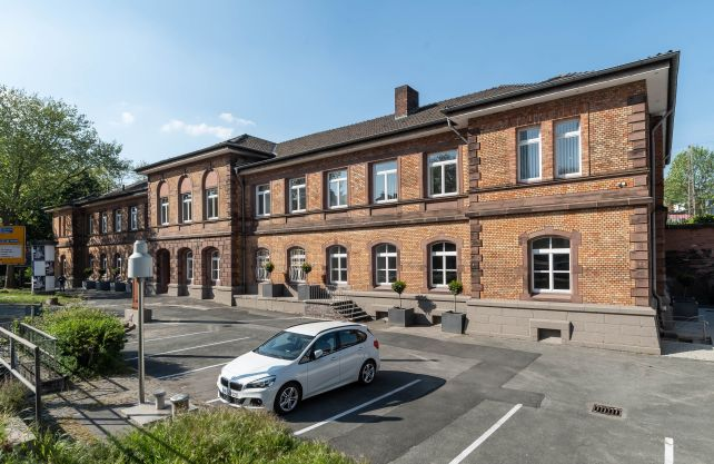 Der Nordbahnhof in Bochum; Foto: Lutz Leitmann/Stadt Bochum