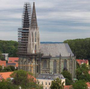 Die Wiesenkirche in Soest. Foto: Stadt Soest / Sliwa
