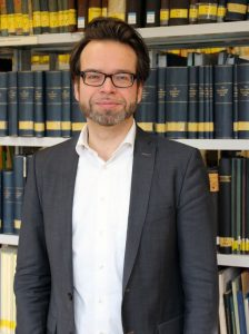 Prof. Dr. Malte Thießen. Foto: LWL/Kathrin Nolte