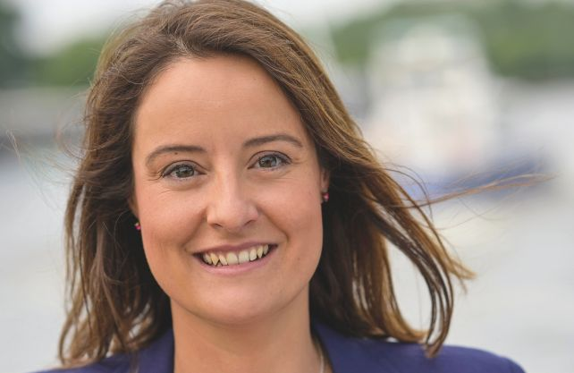 Anna Katharina Bölling ist neue Landrätin im Kreis Minden Lübbecke. Foto: CDU Kreis Minden Lübbecke