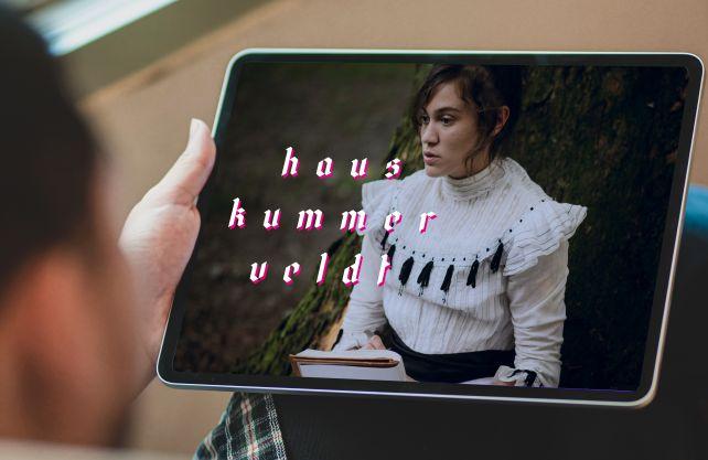 Bis zum 22. November im Stream zu sehen: Die Serie Haus Kummerveldt. Foto: Münsterland e.V.