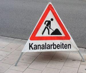 Für Wartung und Betrieb des Kanalnetzes in Hattingen soll zukünftig der Ruhrverband zuständig sein. Foto: Hartmut910 / pixelio.de