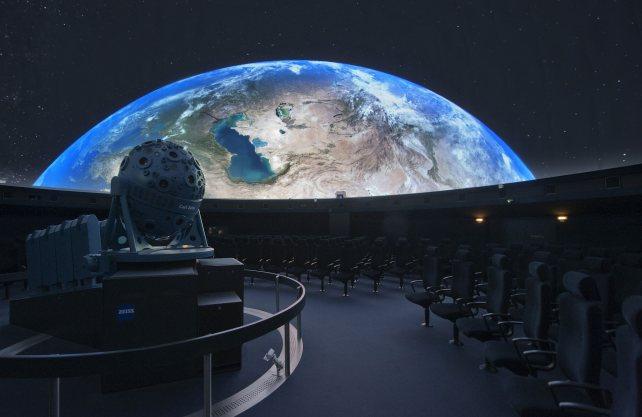 Der Umbau des Planetariums im LWL-Museum für Naturkunde wurde vom LWL-Kulturausschuss beschlossen. Foto: LWL/Oblonczyk