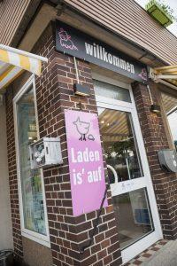 Ehrenamtliche haben in Häger im Kreis Gütersloh einen Dorfladen eröffnet. Foto: Farina Schildmann, Wochenblatt für Landwirtschaft und Landleben
