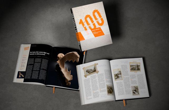 Publikation: LWL-Archäologie für Westfalen (Hrsg.), 100 Jahre / 100 Funde. Das Jubiläum der amtlichen Bodendenkmalpflege in Westfalen-Lippe, Darmstadt 2020. 280 Seiten, 202 Farbabbildungen; ISBN 978-3-8053-5270-3; Preis 39 Euro