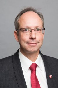 LWL-Direktor Matthias Löb. Foto: LWL/Martin Steffen