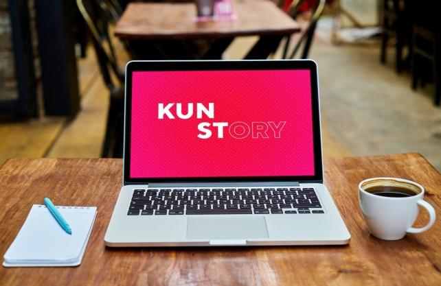 """Der Blog """"Kunstory"""" erzählt Geschichten rund um das Museum und sein Team. Foto: LWL/ Heims"""