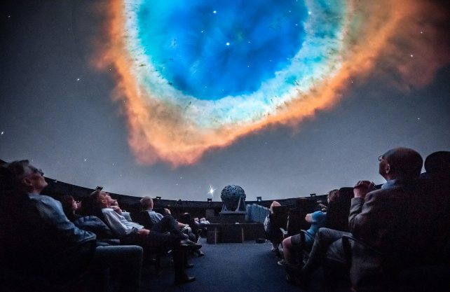 Das Sternentheater wird umgebaut. Foto: LWL/Steinweg
