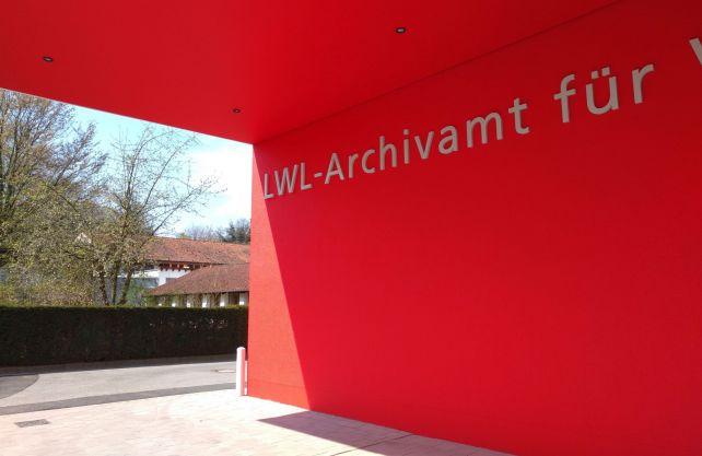 Veranstalter des 72. Westfälischen Archivtages ist auch in diesem Jahr das LWL-Archivamt in Münster. Foto: Marcus Bomholt