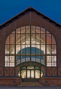 Die Maschinenhalle der Zeche Zollern in Dortmund gilt als Keimzelle der Industriekultur in Deutschland.  Foto: LWL-Industriemuseum / Martin Holtappels