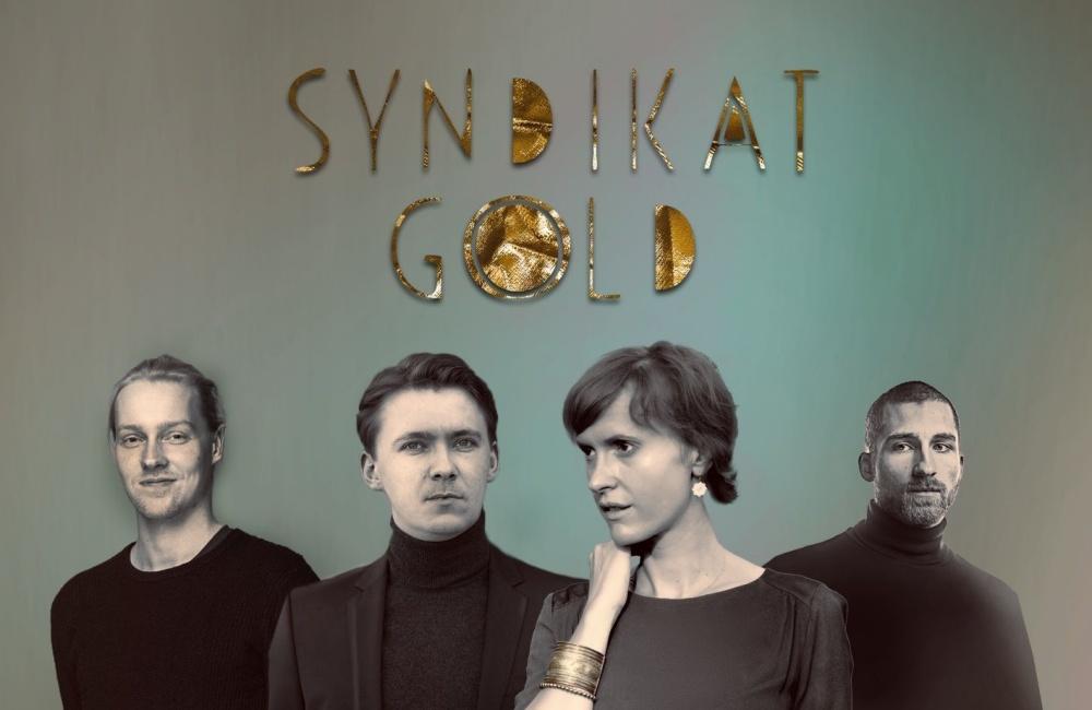 Mit einem Konzert von Syndikat Gold am 21. September erklingen jüdische Schlager und Chansons im Hof des LWL-Landeshauses. Foto: Konstantin Ingenpaß