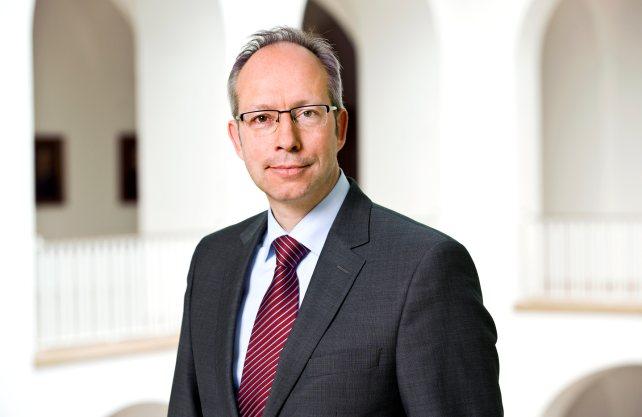 Matthias Löb, Vorsitzender des Westfälischen Heimatbundes. Foto: LWL/Stephan Wieland