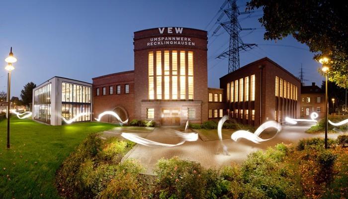 Öffnet wieder: Das Museum Strom + Leben. Foto: Andreas Fechner
