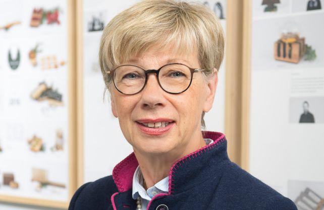 Prof. Dr. Ute von Lojewski hat die FH Münster 13 Jahre lang geleitet. Foto: FH Münster/Thorsten Arendt