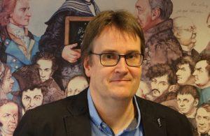 Dr. Johannes Borbach-Jaene, Direktor der Stadt- und Landesbibliothek Dortmund. Foto: privat