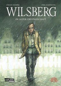 Wilsberg als Comic von Jörg Hartmann. Mehr zu den Comics auf www.extrakt.de