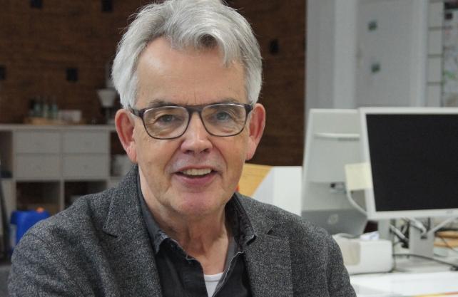 Rolf Junker. Foto: Kiehl