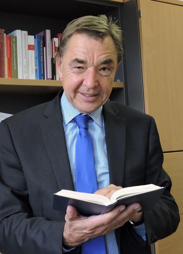 Prof. Thomas Söding. Foto:privat