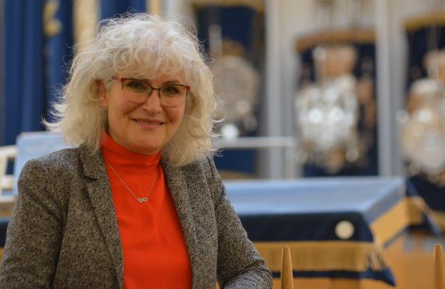 Judith Neuwald-Tasbach ist Vorsitzende der Jüdischen Gemeinde Gelsenkirchen. Fotos: Jürgen Bröker