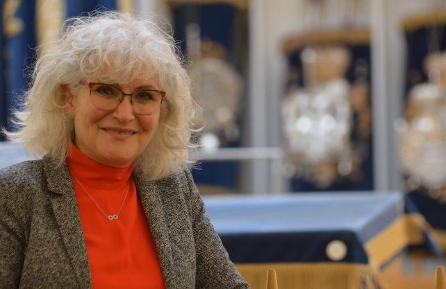 Judith Neuwald-Tasbach ist die Vorsitzende der Jüdischen Gemeinde Gelsenkirchen. Foto: Jürgen Bröker, wsp