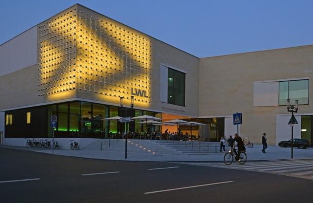 Das LWL-Museum für Kunst und Kultur in Münster. Foto: LWL