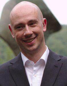 Dr. Christian Zimmermann, Politikwissenschaftler der Universität Siegen. Foto: privat