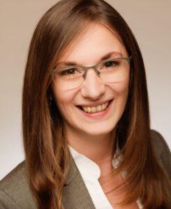 Dr. Ramona Lorenz vom Institut für Schulentwicklungsforschung der Technischen Universität Dortmund