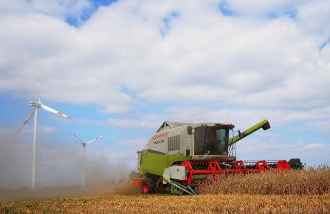 Westfalen ist mit 67 Prozent des Ernteanteils die Kornkammer NRWs. Foto: Uschi Dreiucker/pixelio.de