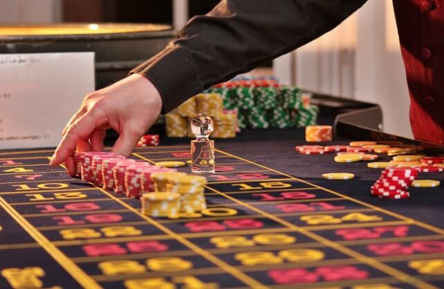 Im Casino lockt der große Gewinn. / Foto:pixabay