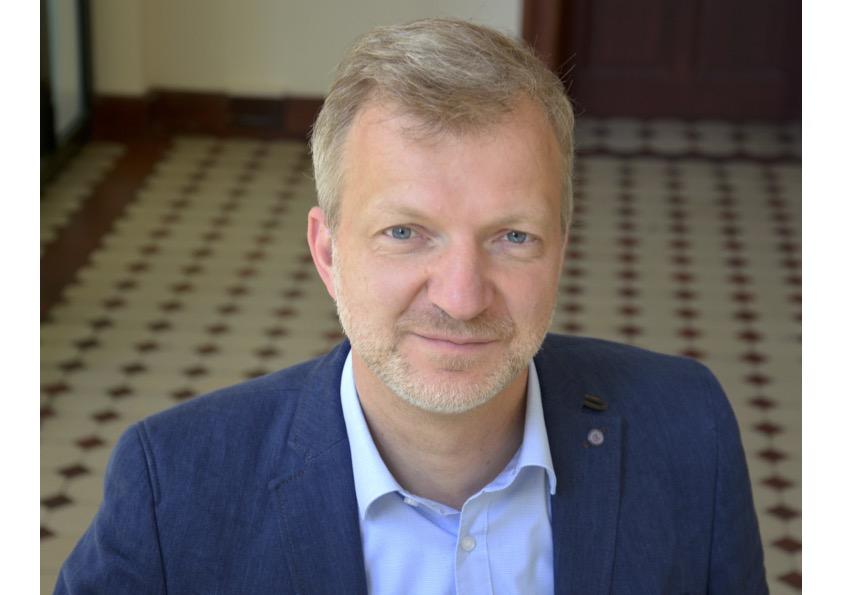 Der Historiker Prof. Thomas Großbölting leitet die Missbrauchsstudie im Bistum Münster. Foto: privat