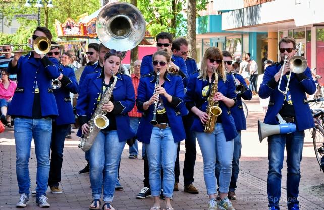 Neu im Programm beim Jazzfest in Gronau: Das Brassband-Battle.