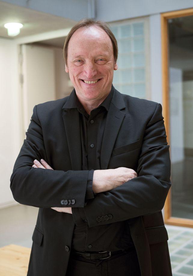 Prof. Dr. Alfons Kenkmann, Foto: Sandra Schubert