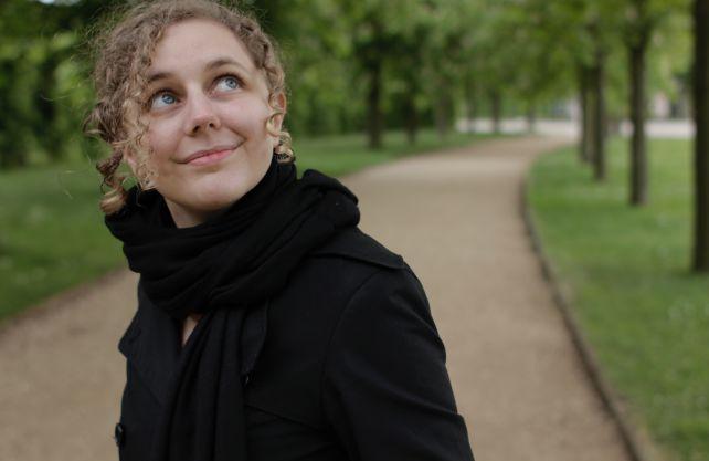 """""""Das gute digitale Leben schließt die Wahlfreiheit und das Analoge mit ein"""", sagt Leena Simon vom Verein Digitalcourage. Foto: Alexander Altmann"""