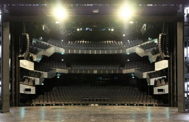 In den nächsten Wochen bleiben die Theater- und Konzertsäle in der Region leer. Foto: Knubben
