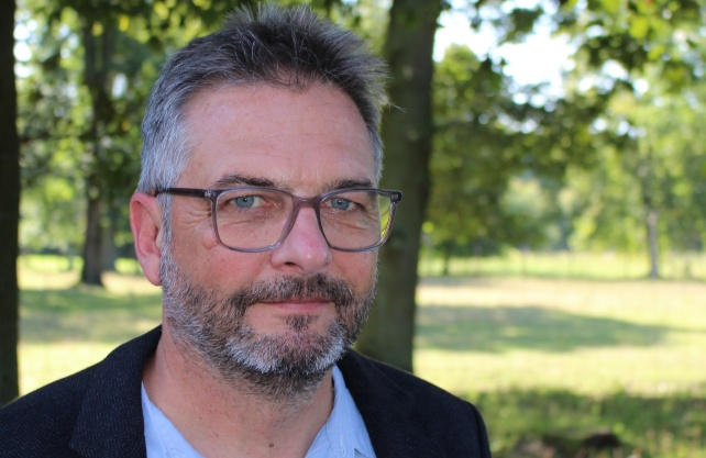 Prof. Dr. Michael Schulz. Foto: Kiehl