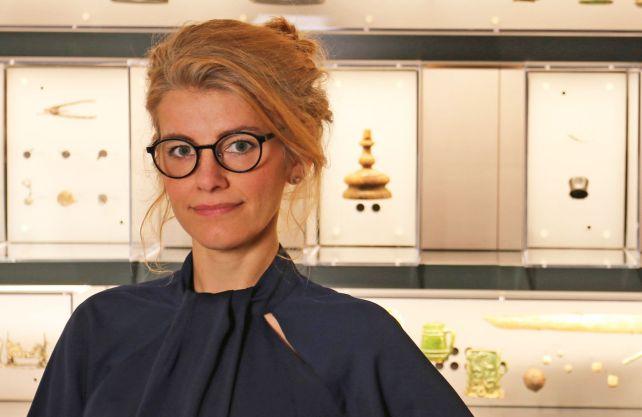 Dr. Doreen Mölders. Foto: smac/ Annelie Blasko