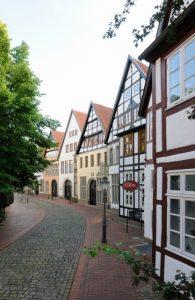 Das Mindener Museum in der Altstadt. Foto: Museum Minden