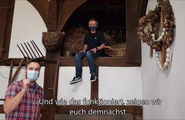 Das Lippische Landesmuseum rätselt nun online. Foto: Lippisches Landesmuseum Detmold
