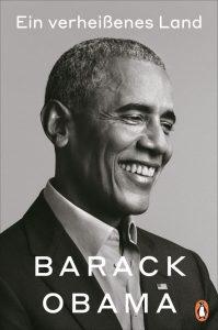 Barack Obama - Ein verheißungsvolles Land, Penguin Verlag