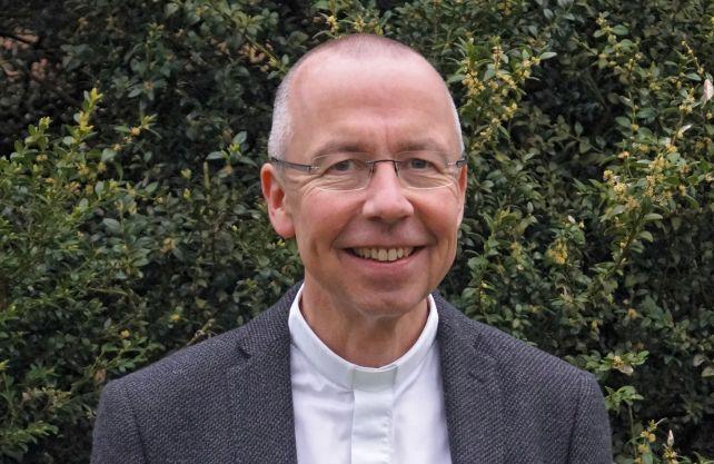 Pfarrer Peter Kossen ist Seelsorger in Pfarrgemeinde Seliger Niels Stensen in Lengerich und engagiert sich seit rund zehn Jahren für Menschen, die als Arbeitsmigranten nach Deutschland kommen. Foto: privat
