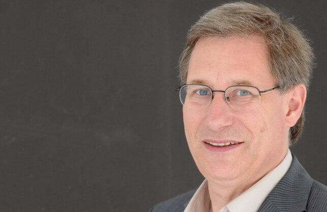 """Prof. Dr. Detlef Pollack. Foto: EXC """"Religion und Politik"""" / Brigitte Heeke"""