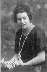 Gertrud Reifeisen (1896-1945), Foto: Jüdisches Museum Westfalen