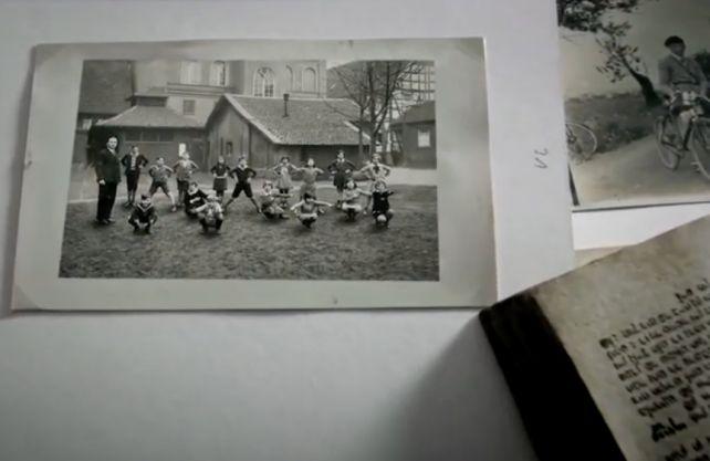 """Ausgehend von diesem Foto erzählt der Film """"Die Kinder der Turnstunde"""" die Geschichte der Juden in Lünen. Foto: Screenshot"""