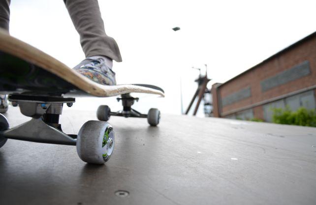 Skater-Anlagen sind bei Jugendlichen immer noch angesagt. Foto: Bröker