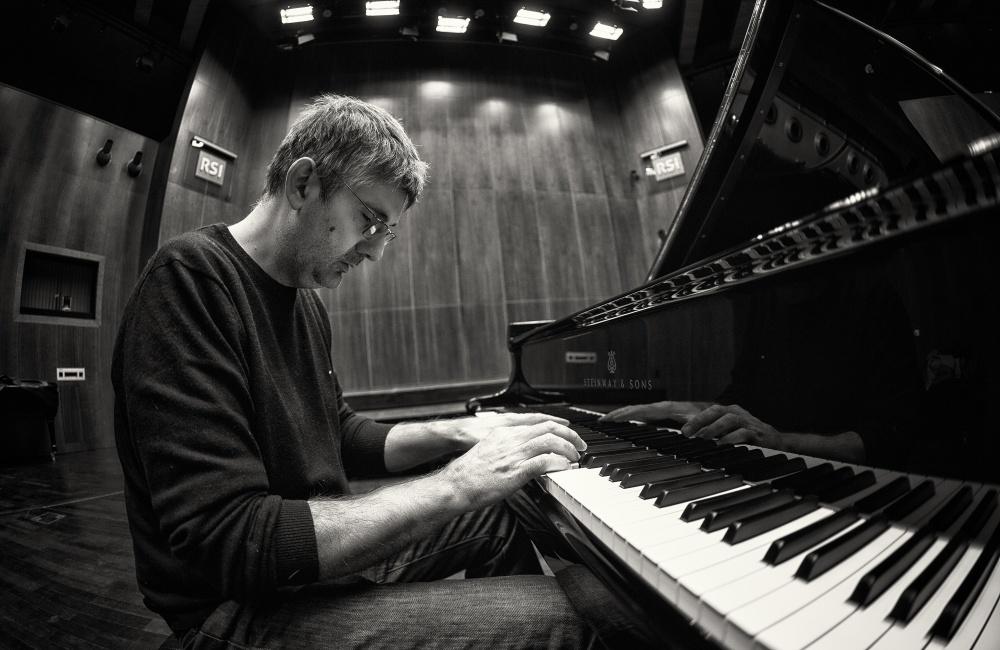 Der Pianist Glauco Venier tritt in Unna auf. Foto: Caterina di Perri/ECM Record