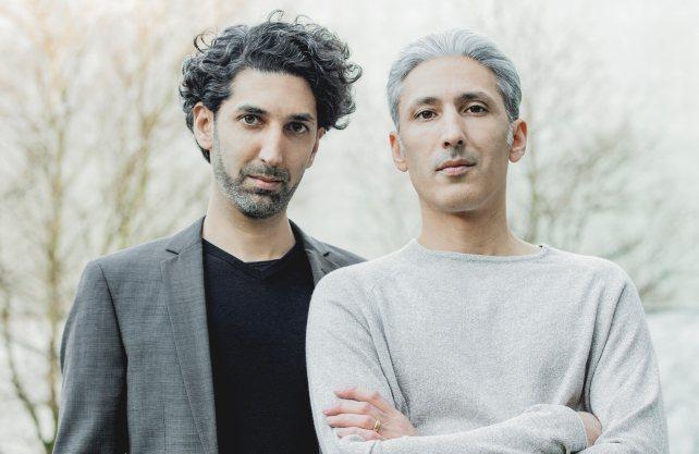 Die Komponisten Vivan und Ketan Bhatti. Foto: Harry Weber