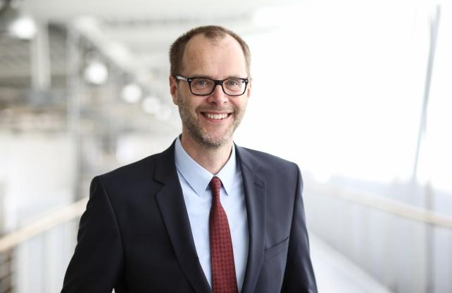 Prof. Dr. Bernd Kriegesmann, Präsident der Westfälischen Hochschule. Foto: Westfälische Hochschule